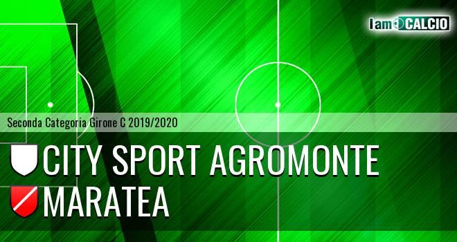 City Sport Agromonte - Maratea