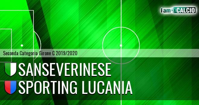 Sanseverinese - Sporting Lucania