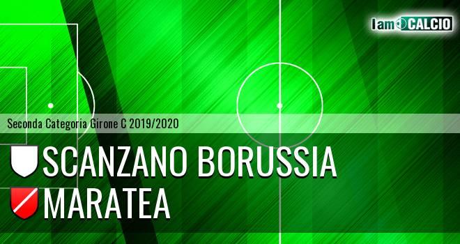 Scanzano Borussia - Maratea