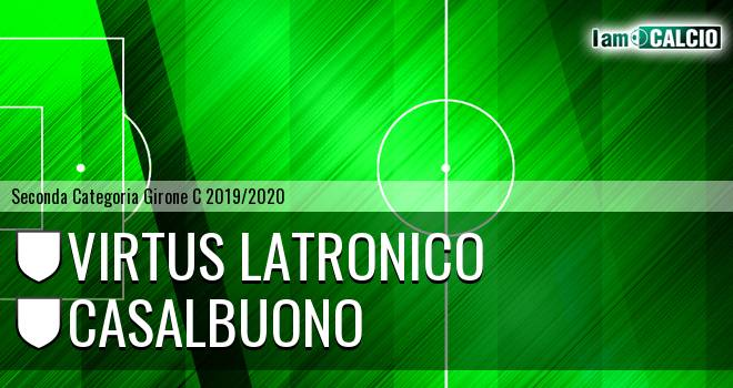 Virtus Latronico - Casalbuono