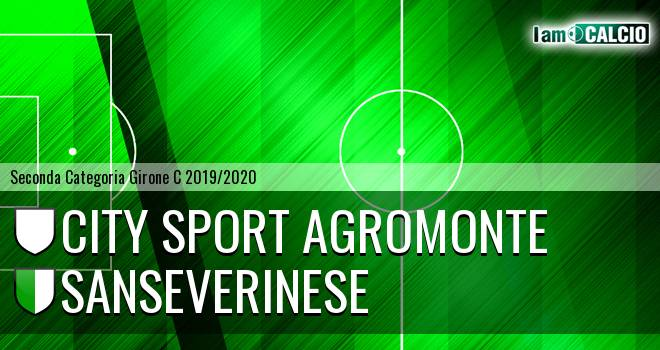 City Sport Agromonte - Sanseverinese