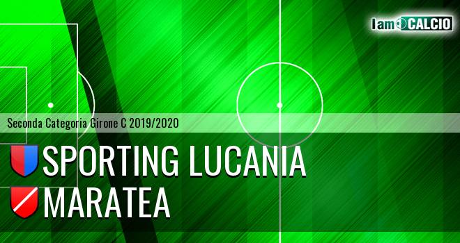 Sporting Lucania - Maratea