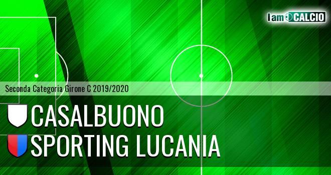 Casalbuono - Sporting Lucania