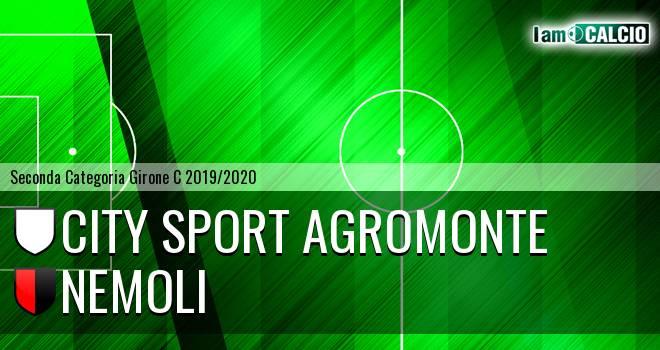 City Sport Agromonte - Nemoli