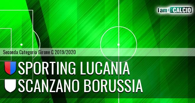 Sporting Lucania - Scanzano Borussia