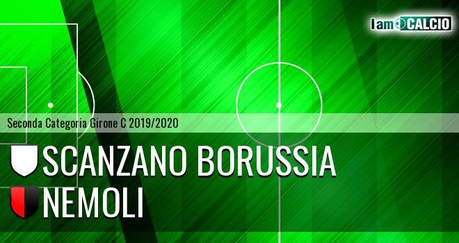 Scanzano Borussia - Nemoli