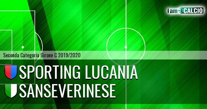 Sporting Lucania - Sanseverinese