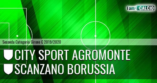 City Sport Agromonte - Scanzano Borussia