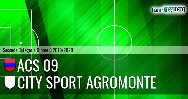 Acs 09 - City Sport Agromonte