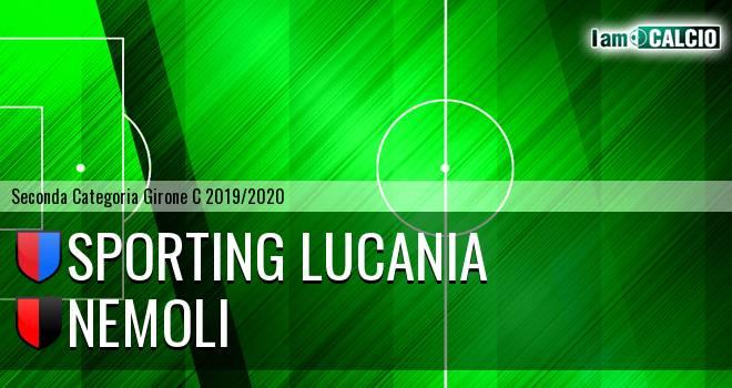 Sporting Lucania - Nemoli