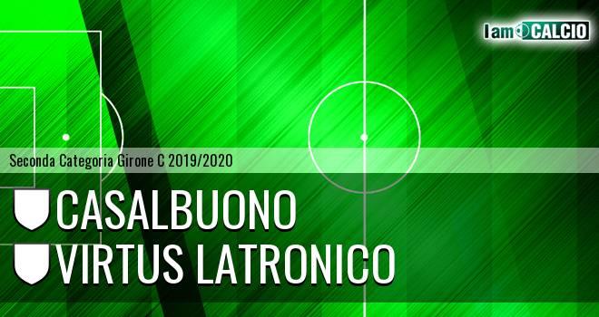 Casalbuono - Virtus Latronico