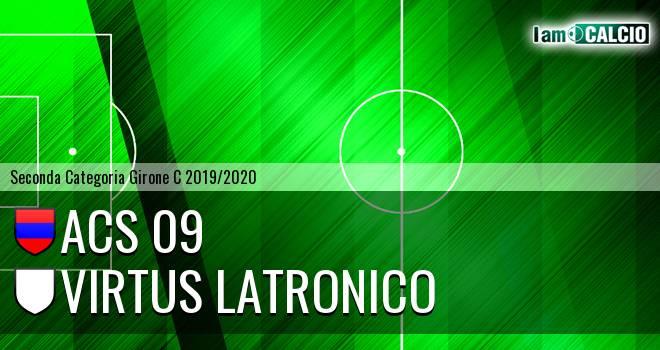 Acs 09 - Virtus Latronico