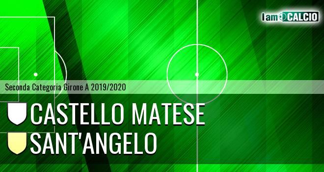 Castello Matese - Sant'Angelo