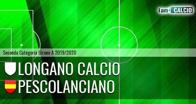 Longano Calcio - Pescolanciano