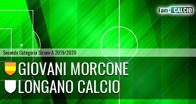 Giovani Morcone - Longano Calcio