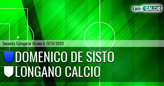 Domenico De Sisto - Longano Calcio