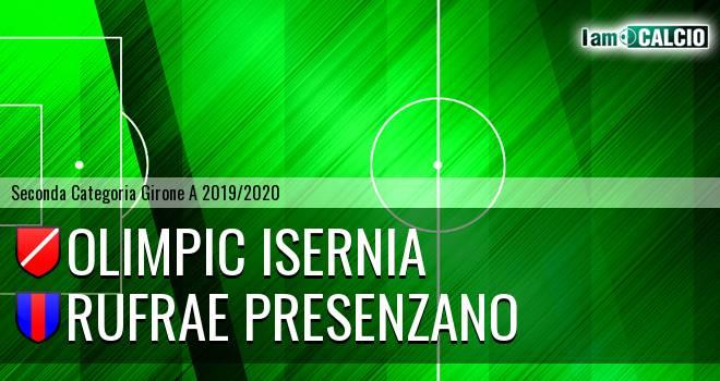 Olimpic Isernia - Rufrae Presenzano