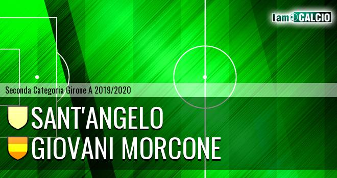 Sant'Angelo - Giovani Morcone
