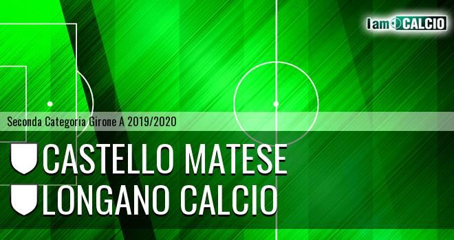 Castello Matese - Longano Calcio