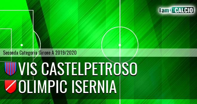 VIS Castelpetroso - Olimpic Isernia
