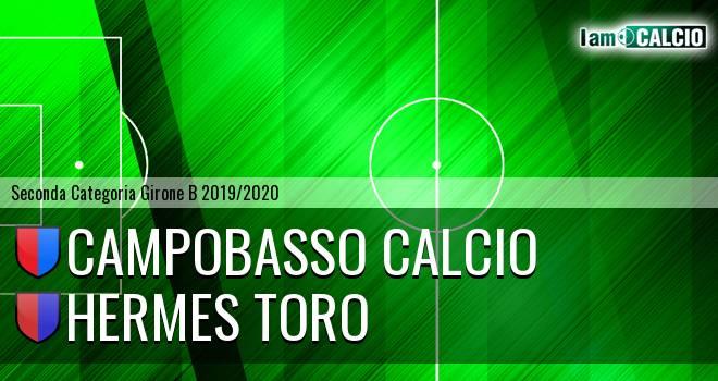 Campobasso Calcio - Hermes Toro