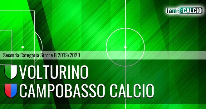 Volturino - Campobasso Calcio