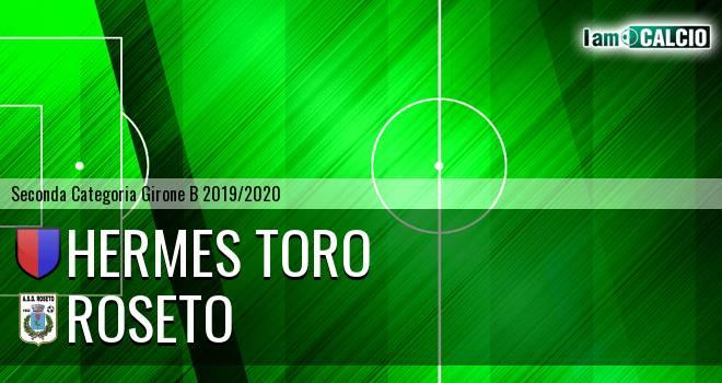 Hermes Toro - Roseto