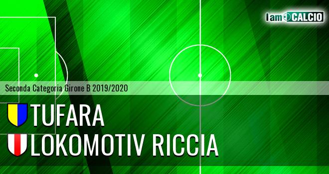 Tufara - Lokomotiv Riccia