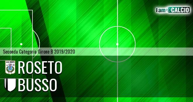 Roseto - Busso