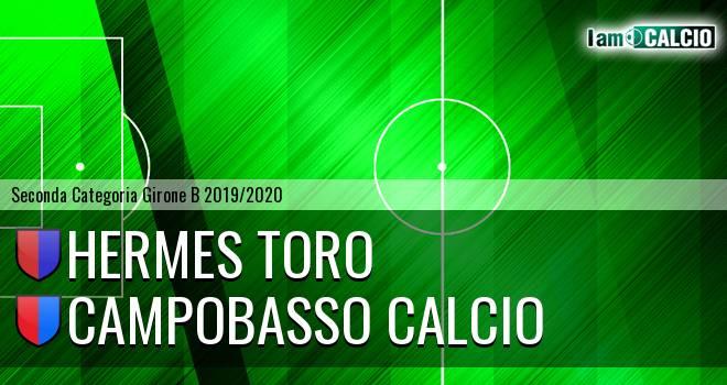 Hermes Toro - Campobasso Calcio