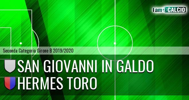 San Giovanni in Galdo - Hermes Toro