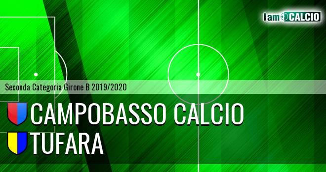 Campobasso Calcio - Tufara