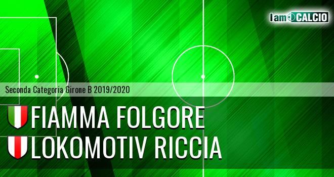 Fiamma Folgore - Lokomotiv Riccia
