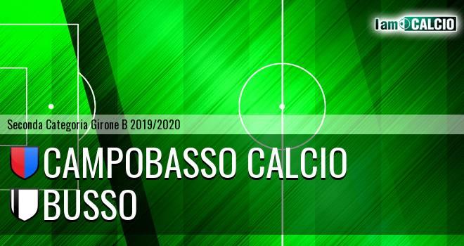 Campobasso Calcio - Busso
