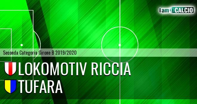 Lokomotiv Riccia - Tufara