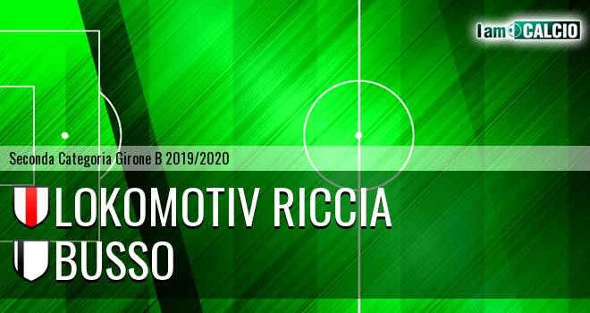 Lokomotiv Riccia - Busso