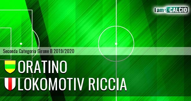 Oratino - Lokomotiv Riccia
