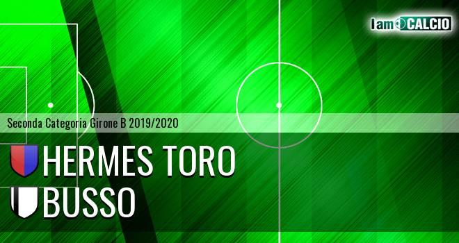 Hermes Toro - Busso
