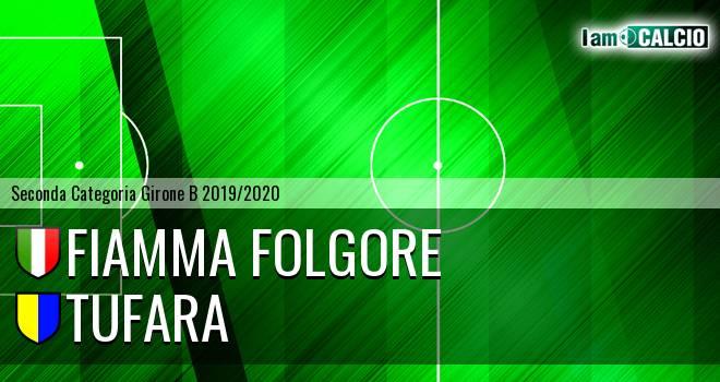 Fiamma Folgore - Tufara