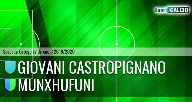 Giovani Castropignano - Munxhufuni