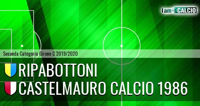 Ripabottoni - Castelmauro Calcio 1986