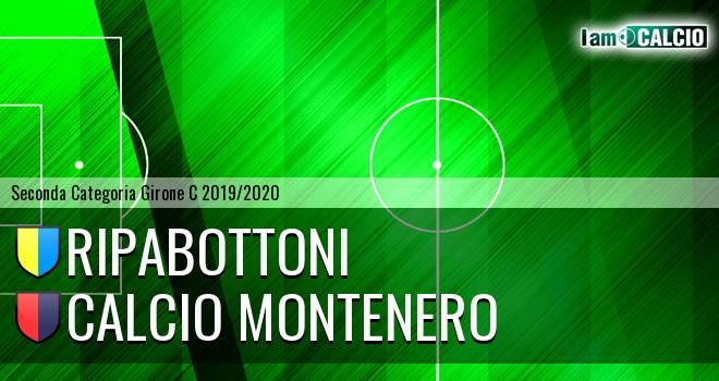 Ripabottoni - Calcio Montenero