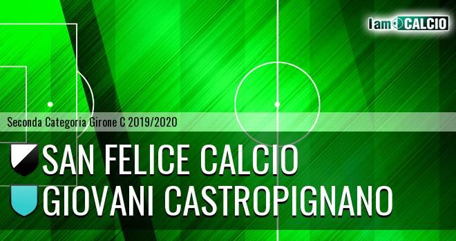San Felice Calcio - Giovani Castropignano