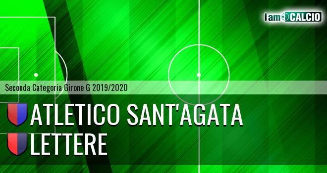 Atletico Sant'Agata - Lettere
