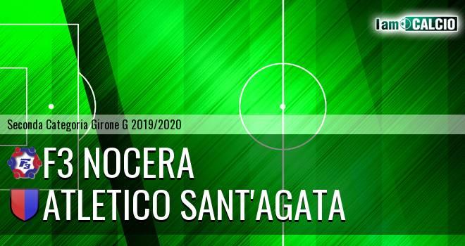 F3 Nocera - Atletico Sant'Agata