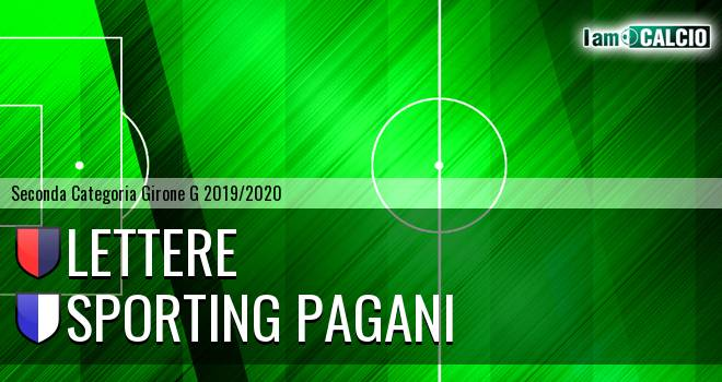 Lettere - Sporting Pagani