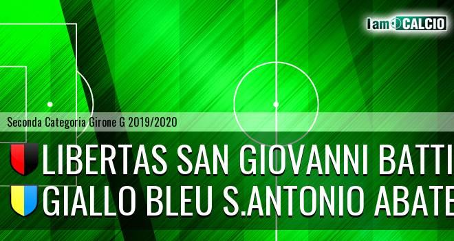 S.S. San Giovanni Battista - Giallo Bleu Gragnano