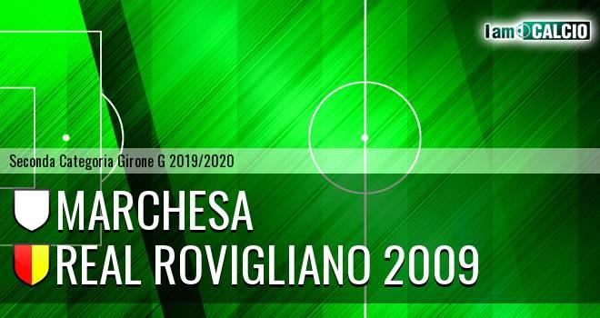 Marchesa - Real Rovigliano 2009
