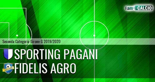 Sporting Pagani - Fidelis Agro