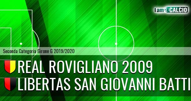 Real Rovigliano 2009 - S.S. San Giovanni Battista